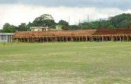'हात्ती छिरे पुच्छर अड्किए' झै मुलपानी क्रिकेट मैदानको हालत