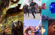 यी हुन २०१६ मा सर्वाधिक कमाउने ५ हलीउड फिल्म