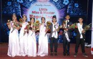 लिटिल मिस एण्ड मास्टरमा चार विजेता