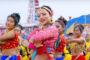 उपरदाङ्ग गढी'मा ऐतिहासिक चलचित्र नालापानीको 'छायांकन हुदै '