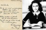 डेढ करोड बढीमा विक्री भयो यहुदी बालिकाको हस्तलिखित कविता